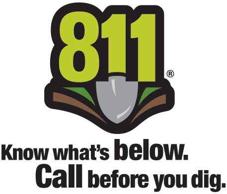811 National Call Before You Dig