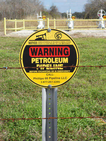 Pipeline Markers